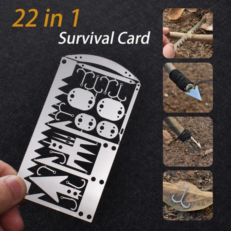 Multitool-Camping-Survival-Card