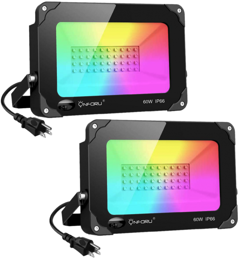 RGB-Floodlight