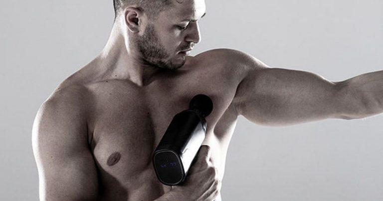 fascia-gun-can-relax-muscle-fascia