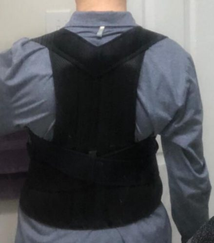 Back Brace Posture Corrector photo review