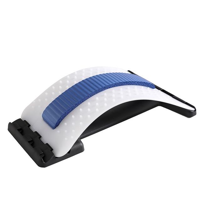 Back-Massage-Waist-Muscle-Stretcher-Equipment-Posture-Corrector-Stretch-Relax-Fitness-Lumbar-Support-Relief