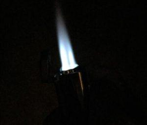 Jobon Triple Jet Flame Torch Lighter (Black) photo review